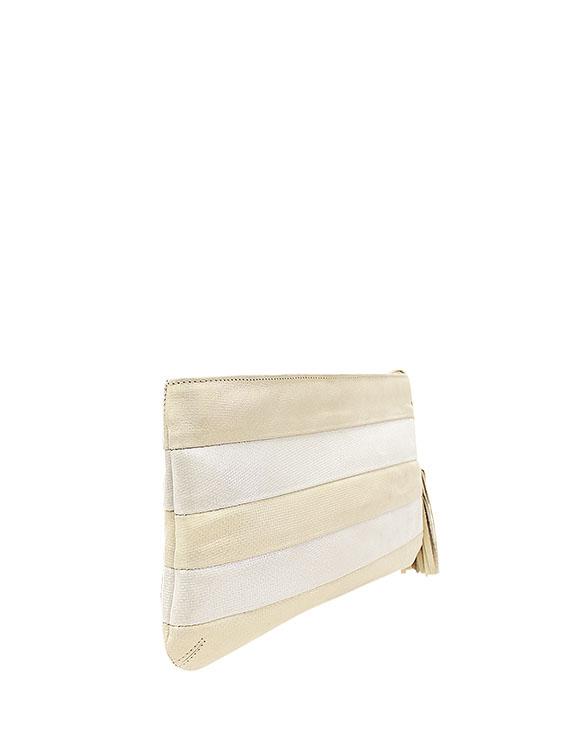 Cartera Clutch & Evening Bag DS-2235 Color Oro