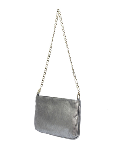 Cartera Clutch & Evening Bag DS-2283 Color Plata