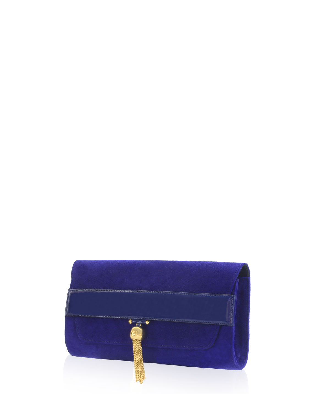 Cartera Clutch & Evening Bag DS-2349 Color Azul