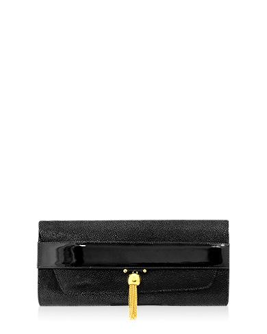 Cartera Clutch & Evening Bag DS-2349 Color Negro