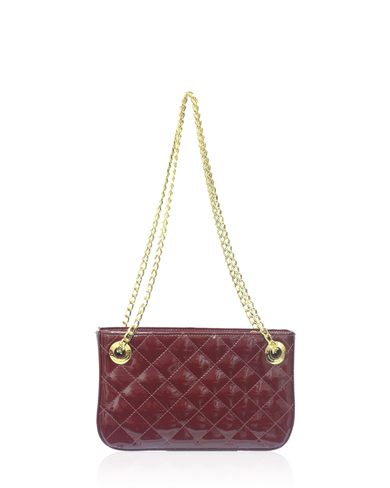 Cartera Clutch & Evening Bag DS-2513 Color Rojo