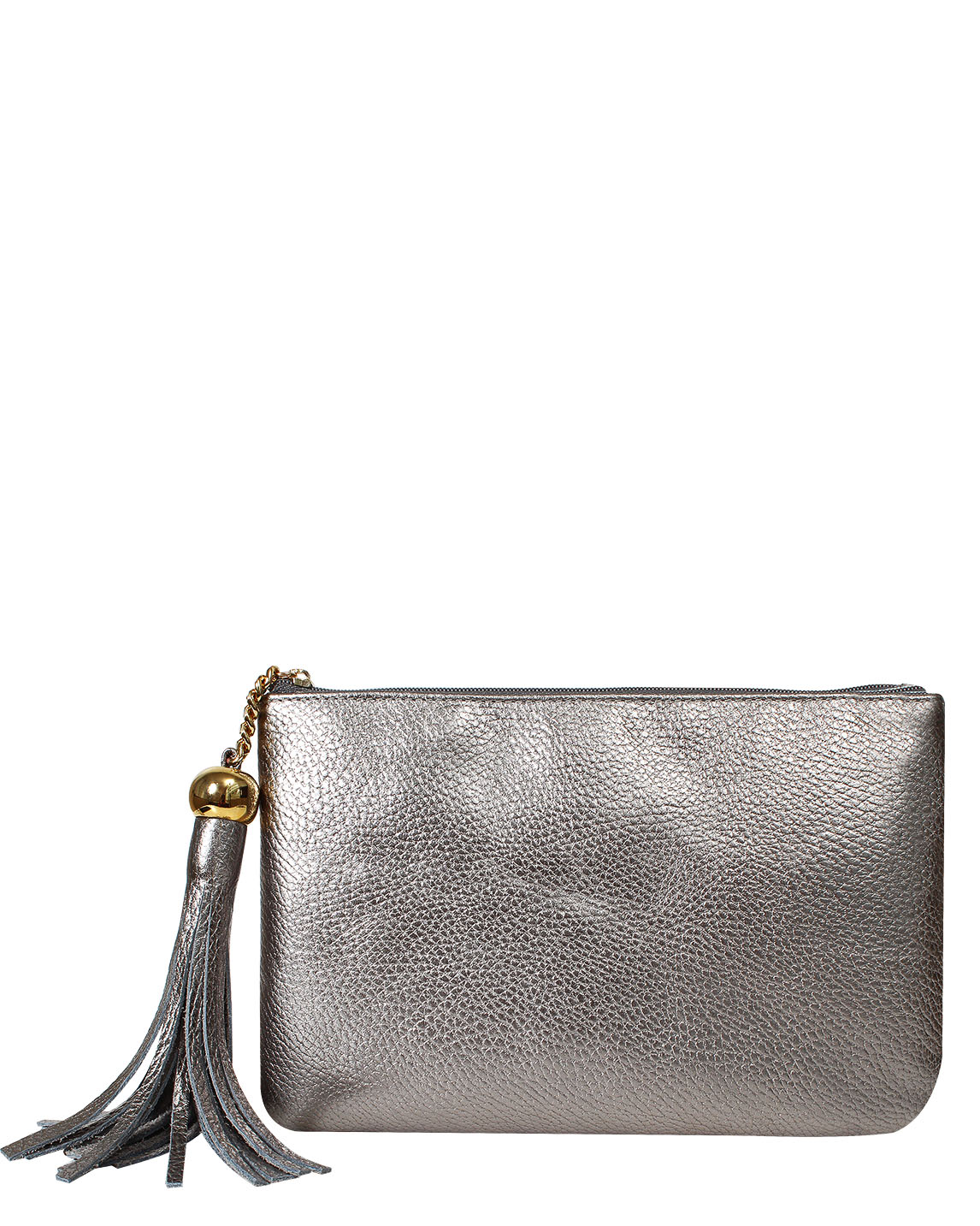 Cartera Clutch & Evening Bag DS-2644 Color Plata