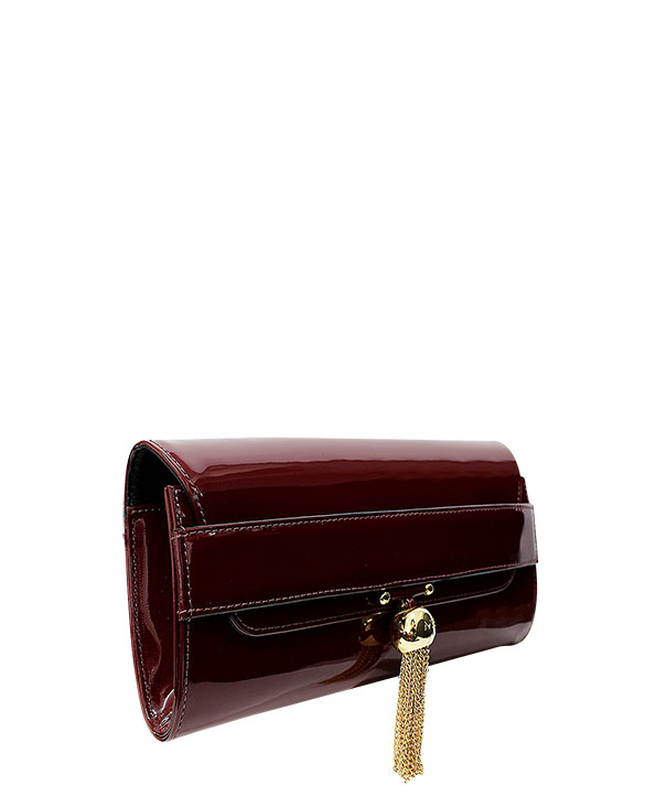Cartera Clutch & Evening Bag DS-2745 Color Rojo