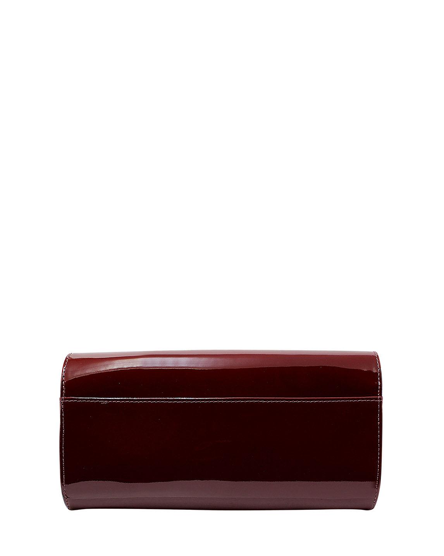 Cartera Clutch & Evening Bag DS-2745 Color Rojo