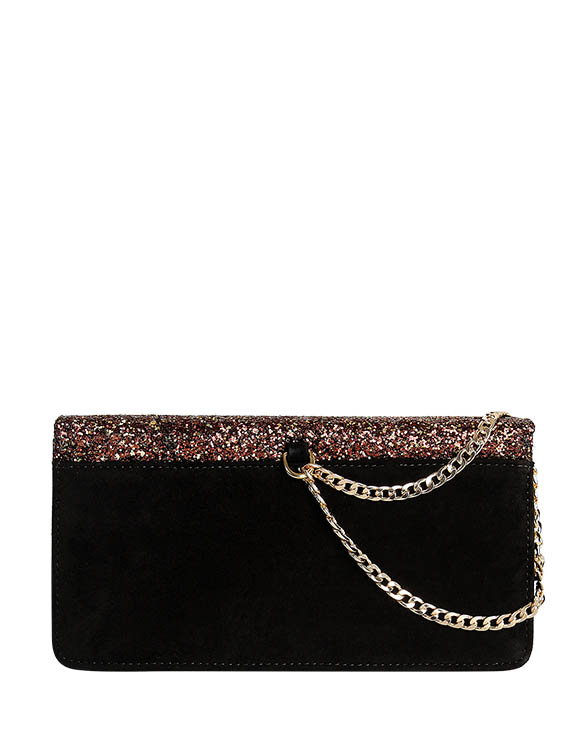 Cartera Clutch & Evening Bag DS-3122 Color Negro