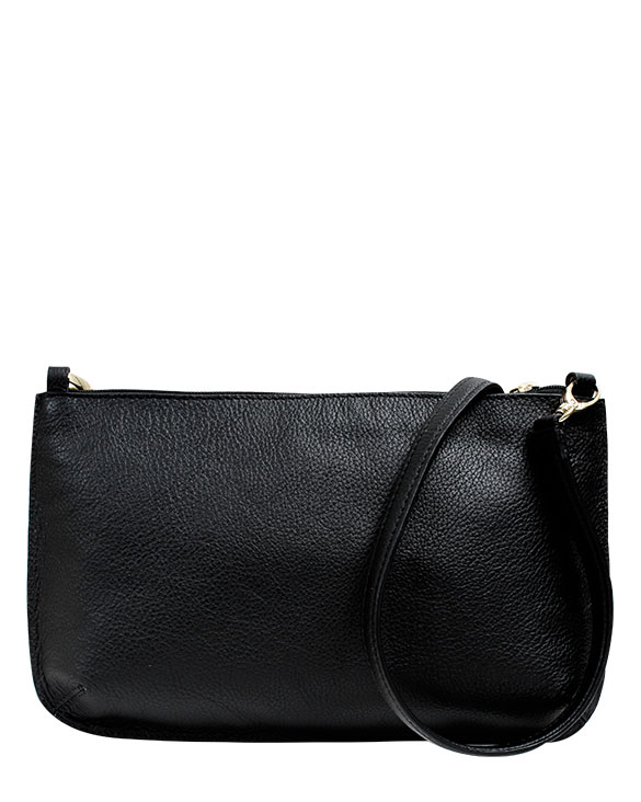 Cartera Clutch & Evening Bag DS-3147 Color Negro