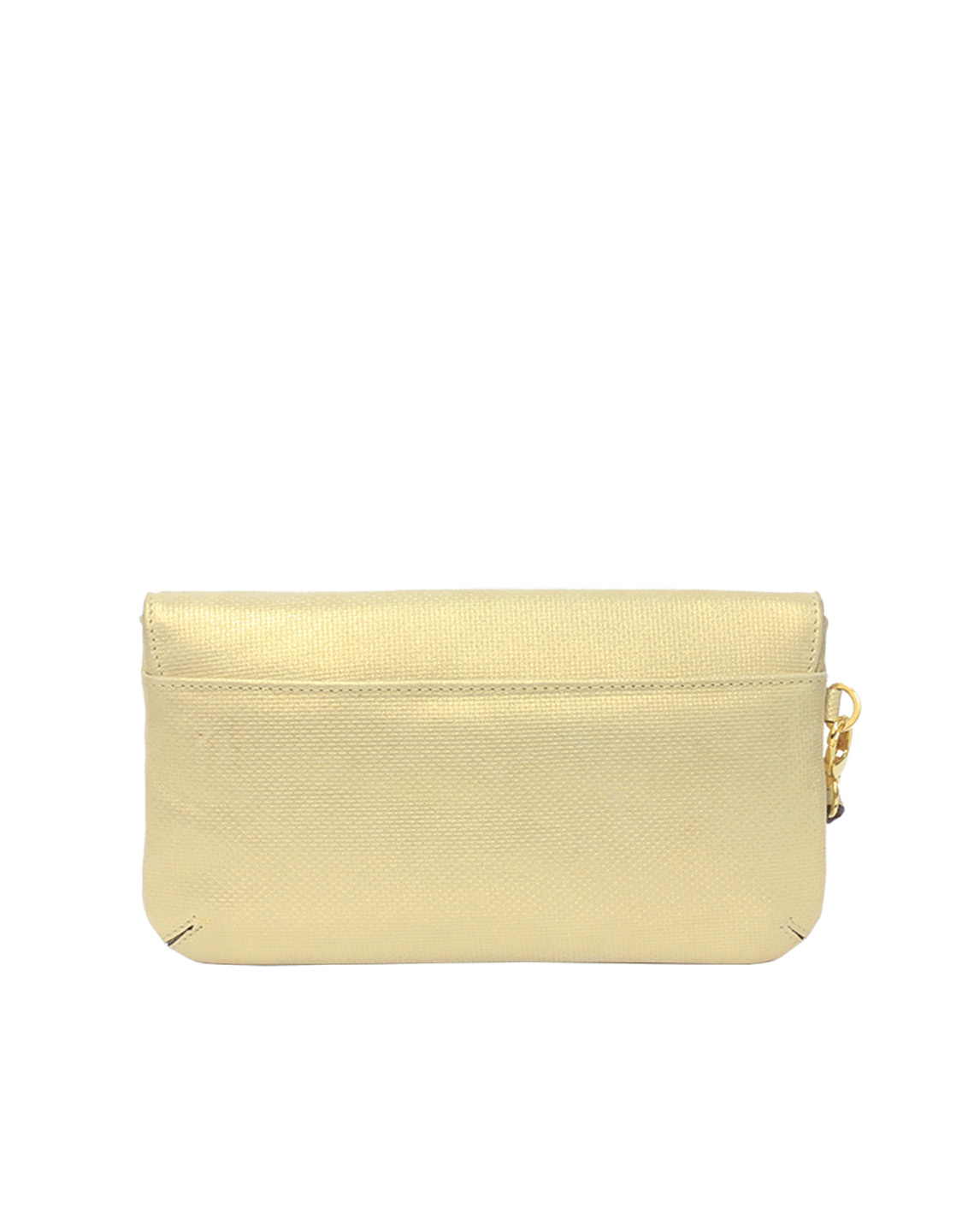 Cartera Clutch & Evening Bags DS-2455 Color Oro
