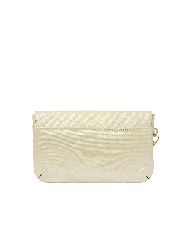 Cartera Clutch & Evening Bags DS-2455 Color Plata