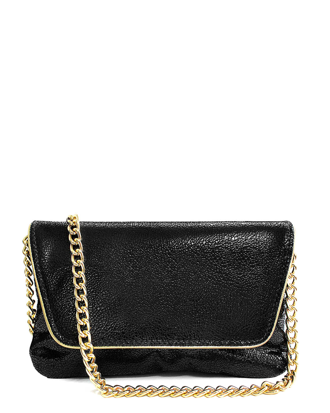 Cartera Clutch & Evening Bags DS-2744 Color Negro