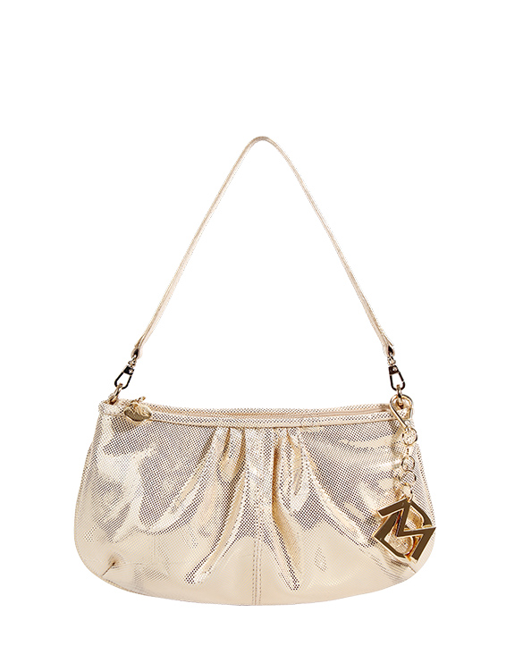 Cartera Clutch & Evening Bags DS-3040 Color Oro