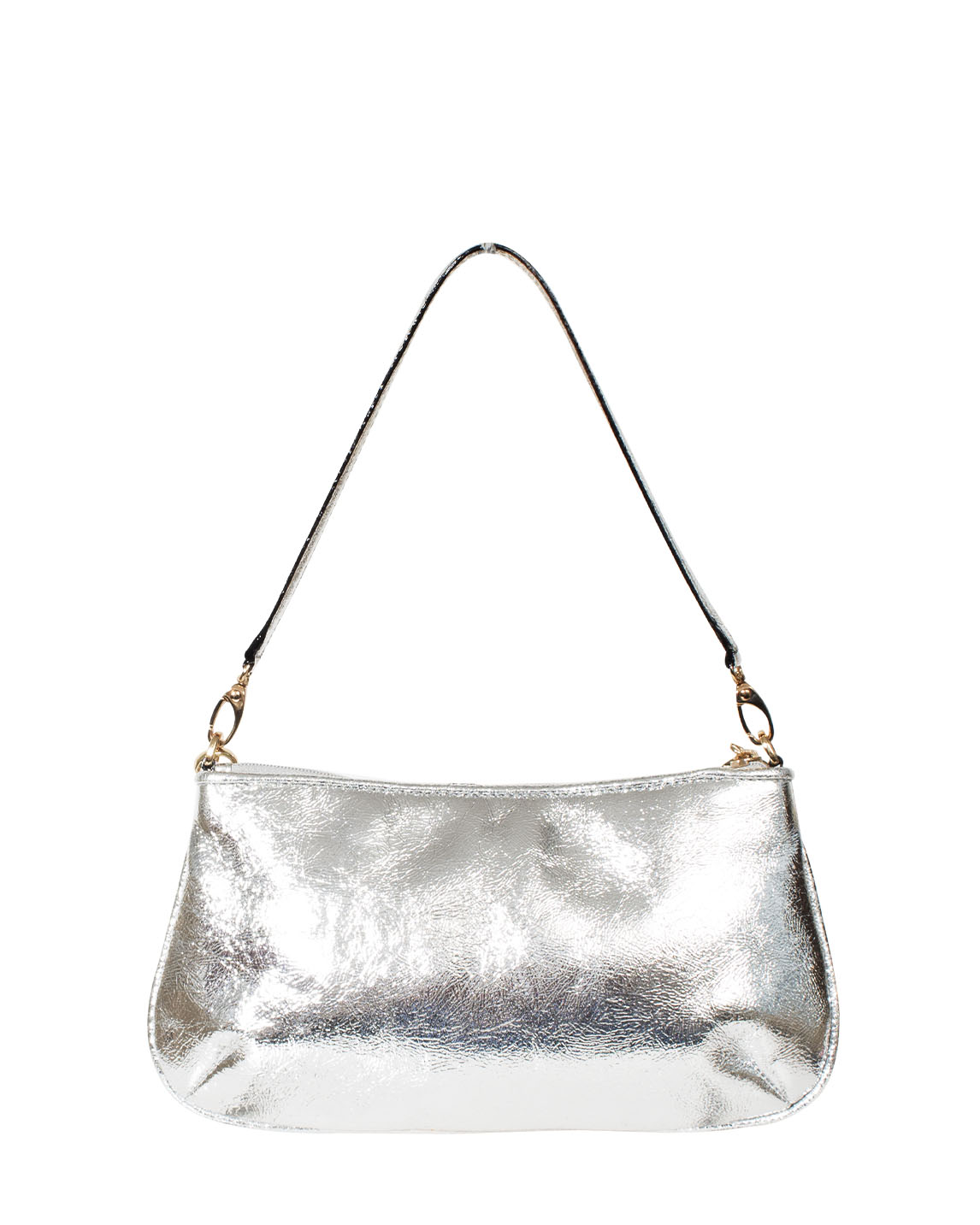 Cartera Clutch & Evening Bags DS-3040 Color Plata