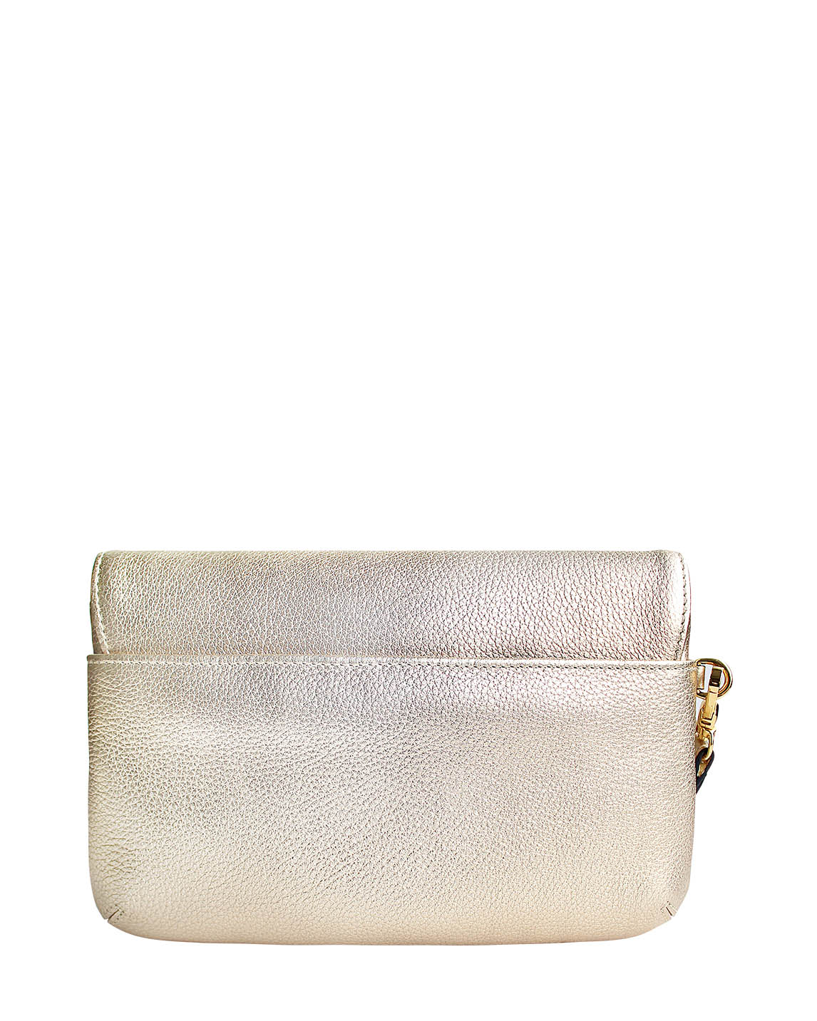 Cartera Clutch & Evening Bags DS-3045 Color Oro