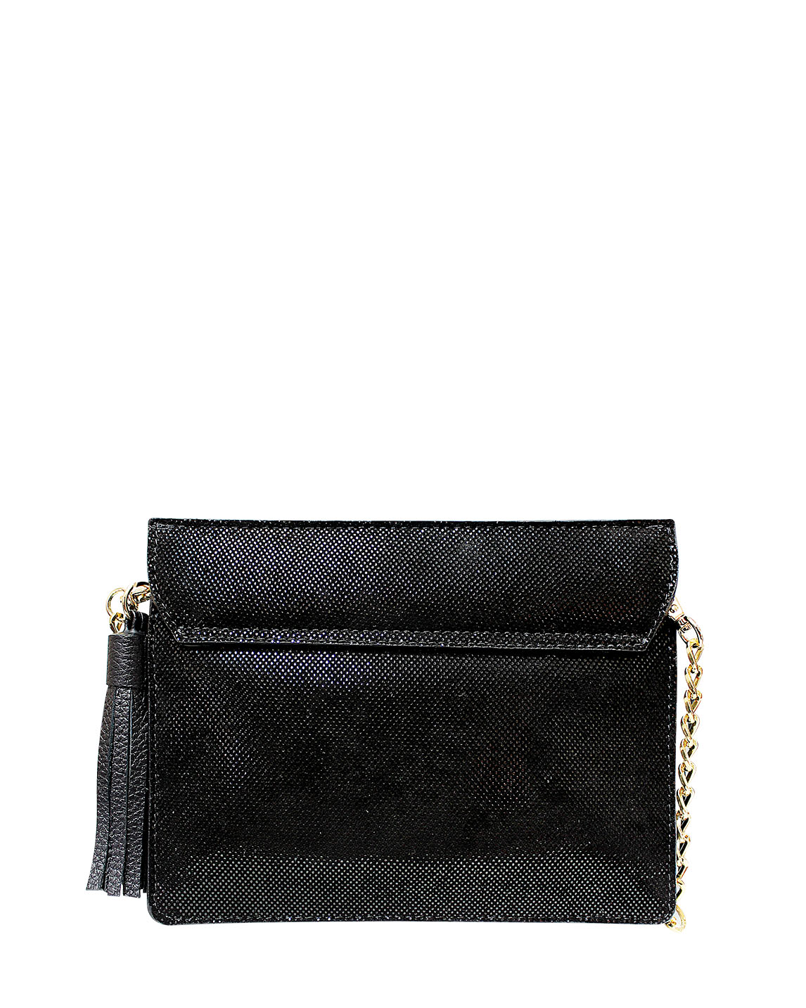 Cartera Clutches & Evening Bags DS-2845 Color Negro