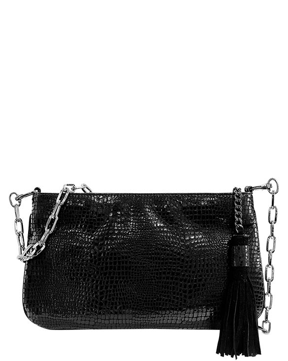 Cartera Clutches & Evening Bags DS-2919 Color Negro