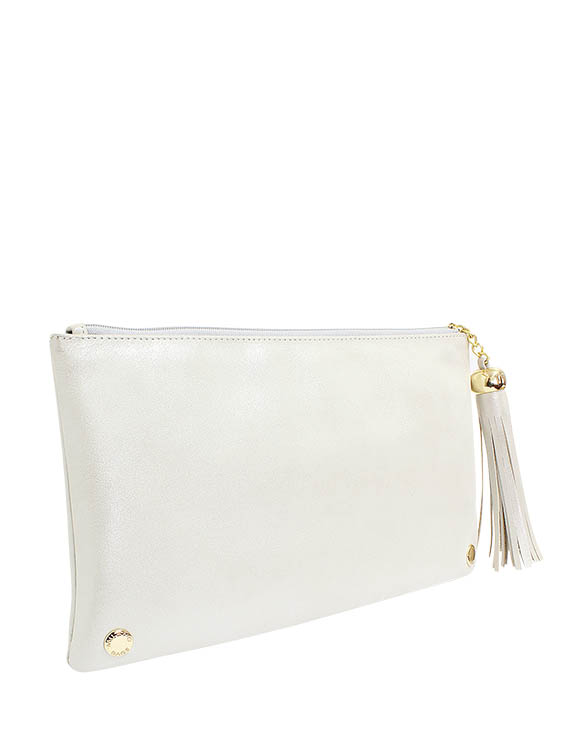 Cartera Clutchs & Evening Bags DS-2864 Color Plata