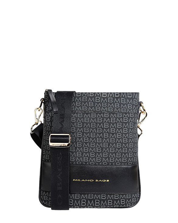 Cartera Crossbody DS-1872 Color Negro