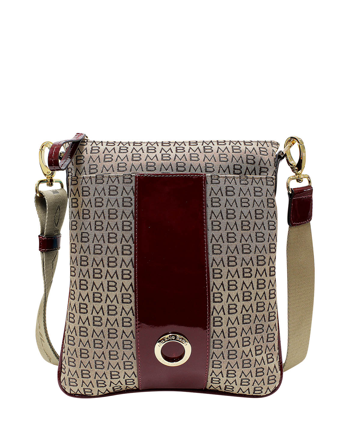 Cartera Crossbody DS-2276 Color Rojo