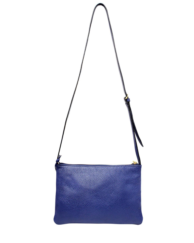 Cartera Crossbody DS-2572 Color Azul