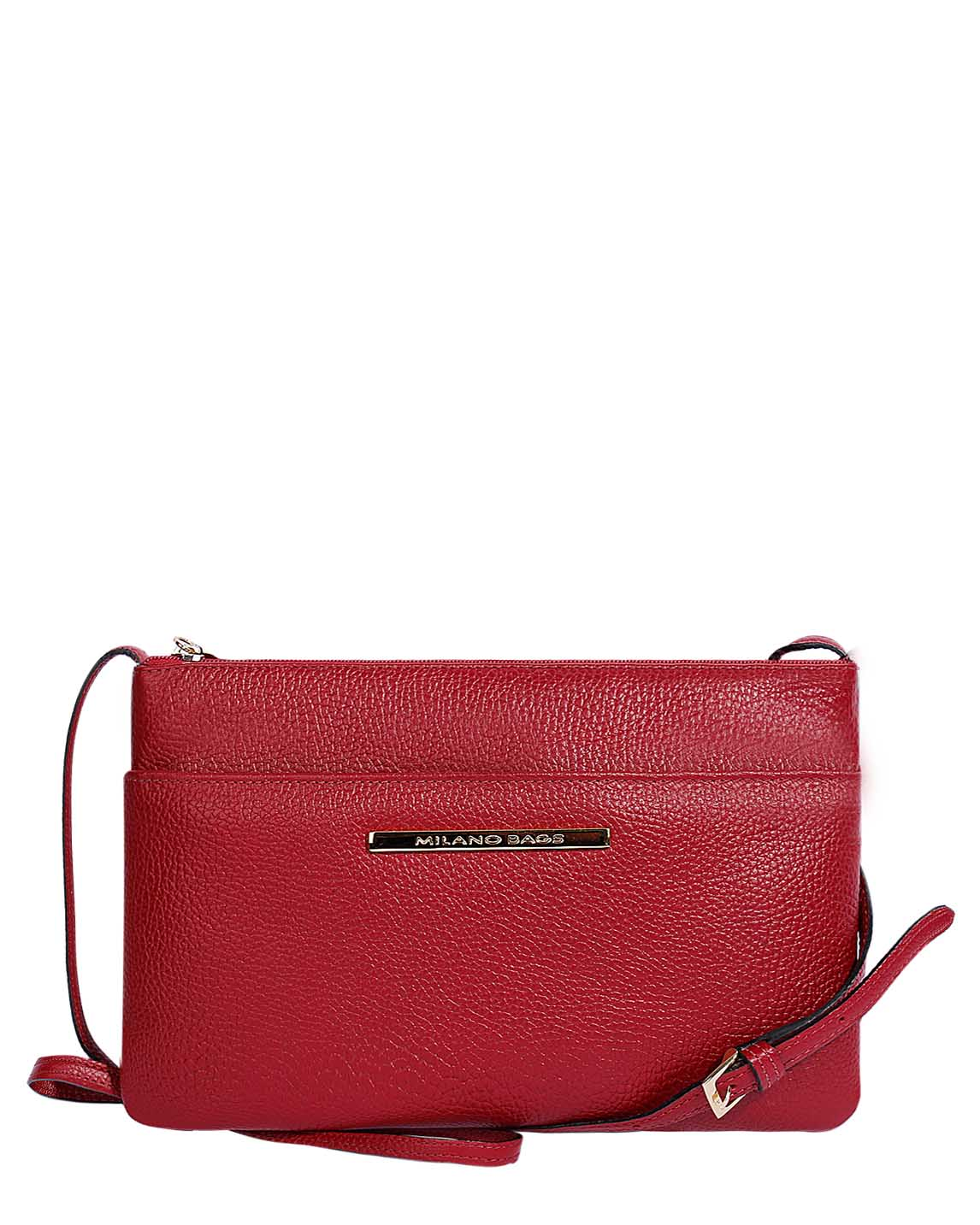 Cartera Crossbody DS-2572 Color Rojo