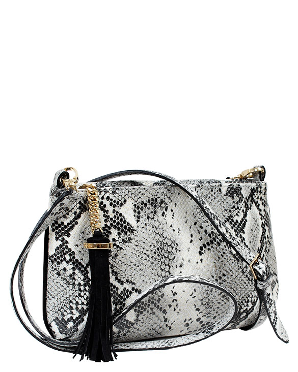 Cartera Crossbody DS-3151 Color Negro