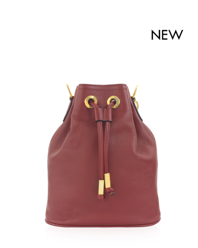 Cartera Hobo Bag DS-2489 Color Rojo