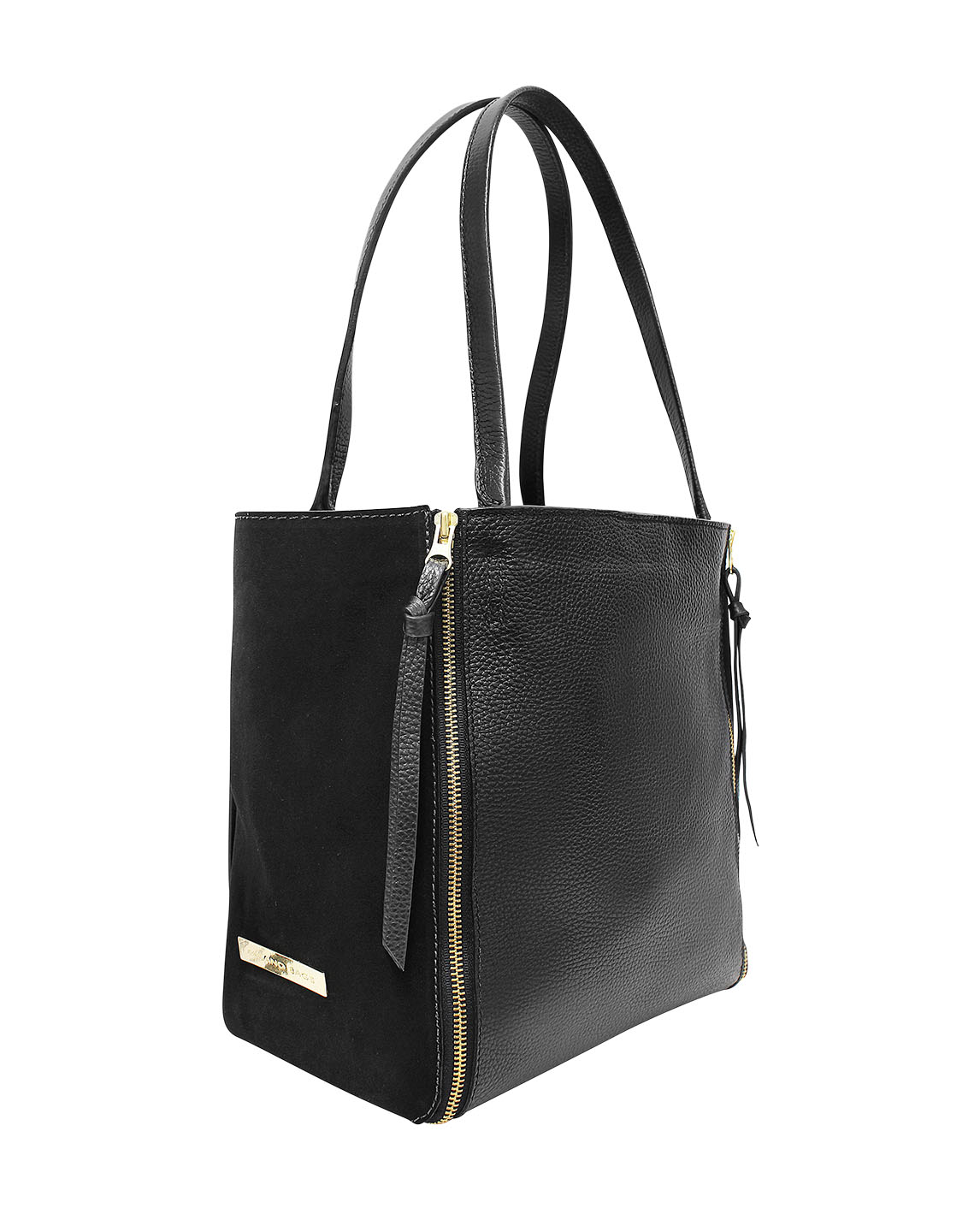 Cartera Hobo Bag DS-2584 Color Negro