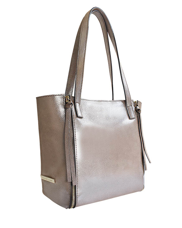 Cartera Hobo Bag DS-2584 Color Plata
