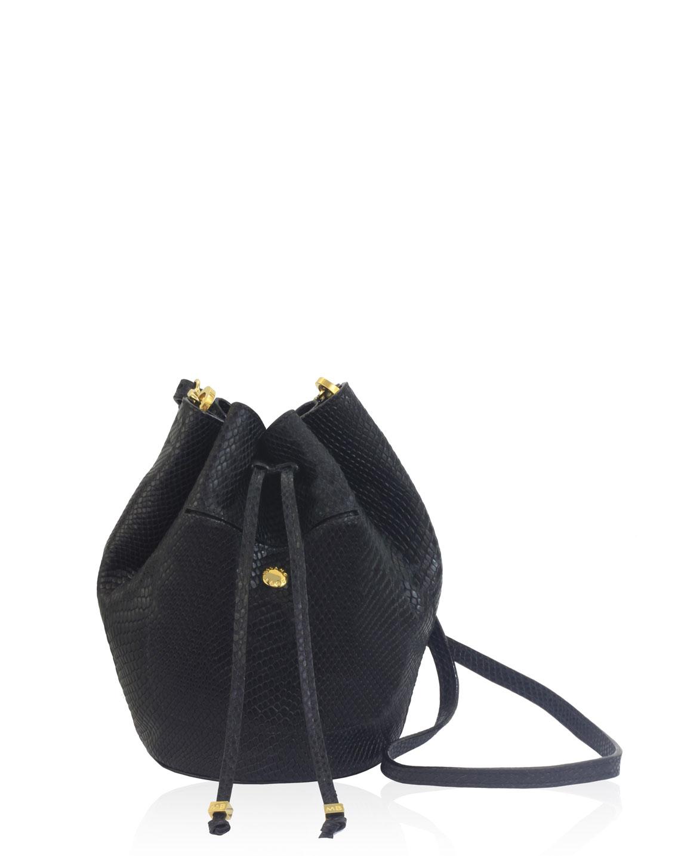 Cartera Hobo Bag DS-2609 Color Negro