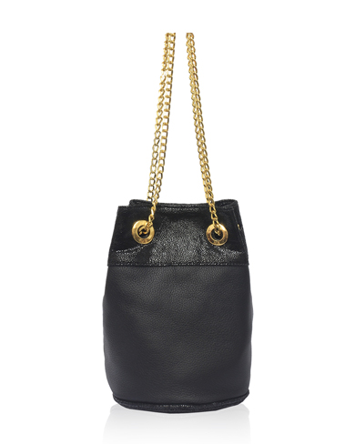 Cartera Hobo Bag DS-2653 Color Negro