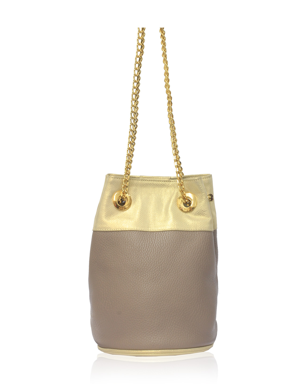 Cartera Hobo Bag DS-2653 Color Visón