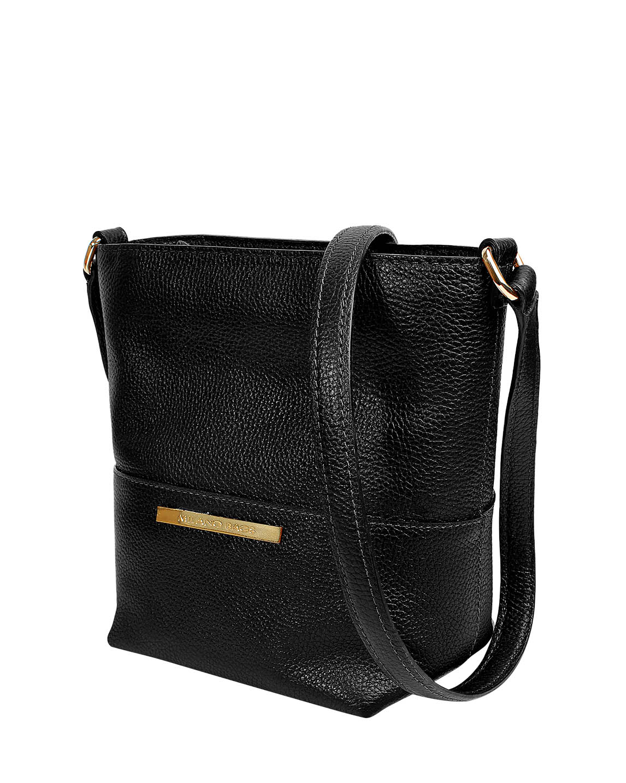Cartera Hobo Bag DS-3099 Color Negro