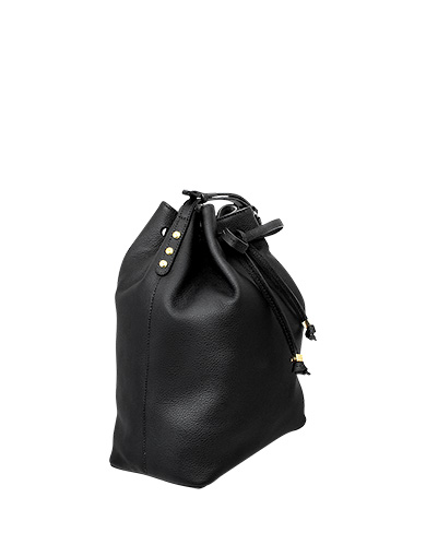 Cartera Hobo Bags DS-2692 Color Negro