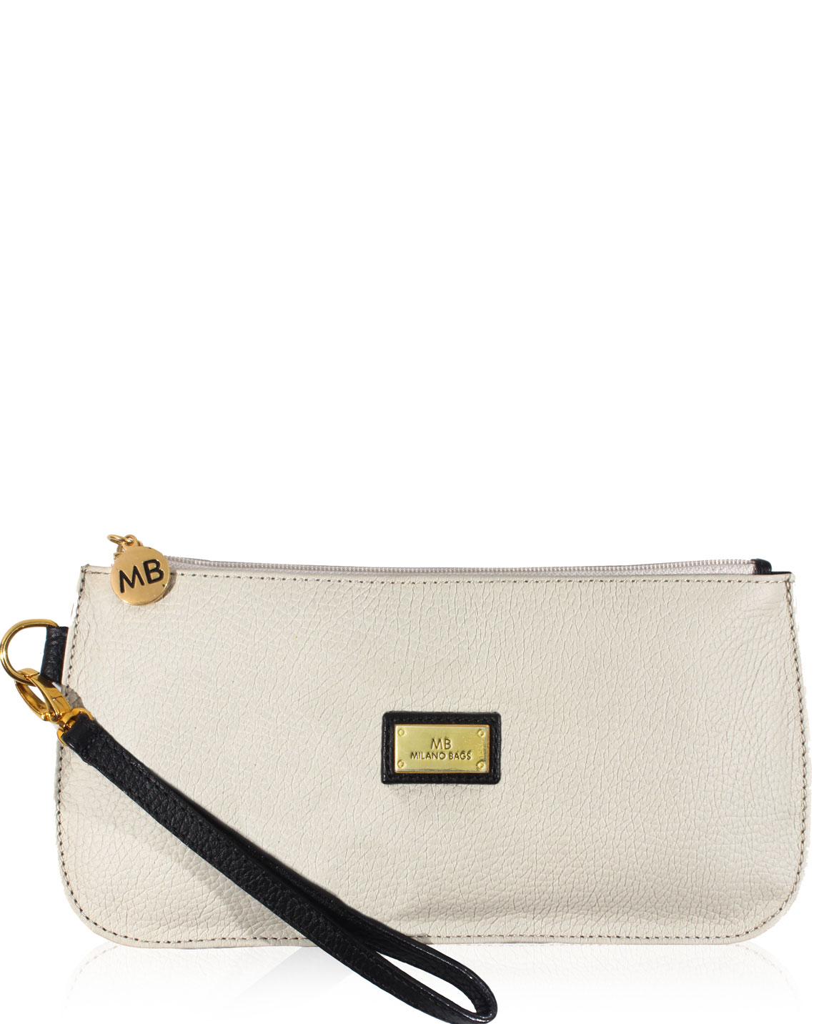 Cartera Portacosmetico DPC-9 Color Blanco