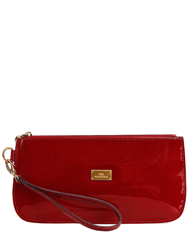 Cartera Portacosmetico DPC-9 Color Rojo