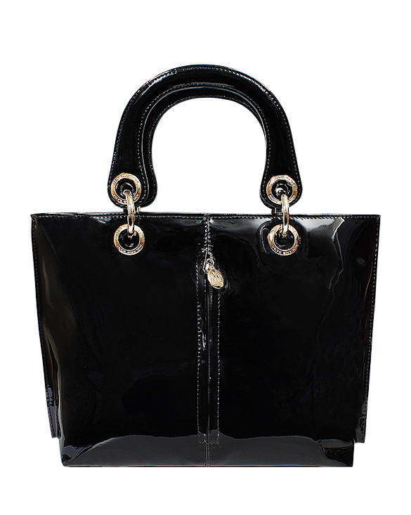 Cartera Satchel DS-2226 Color Negro