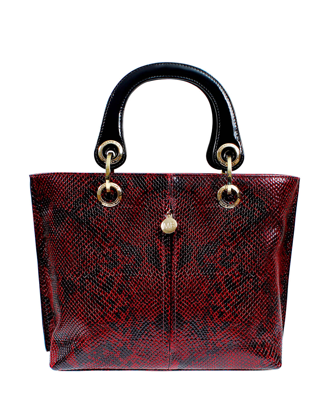 Cartera Satchel DS-2226 Color Rojo