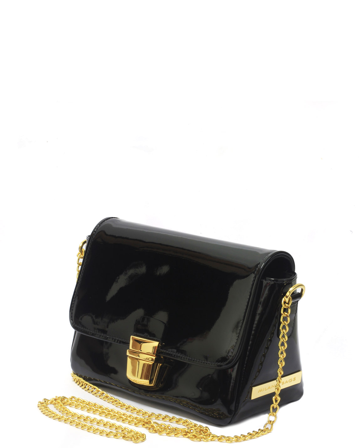 Cartera Satchel DS-2300 Color Negro