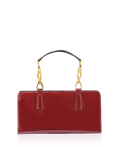 Cartera Satchel DS-2337 Color Rojo
