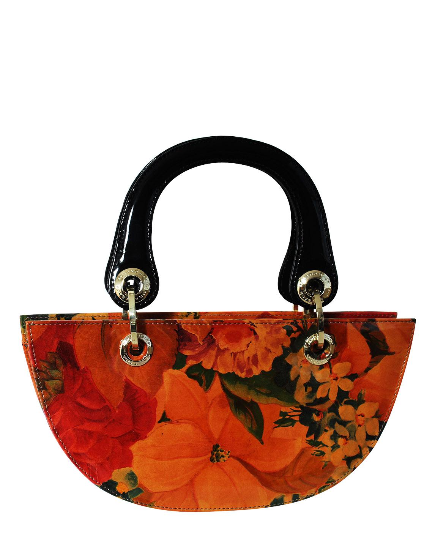 Cartera Satchel DS-2488 Color Naranja