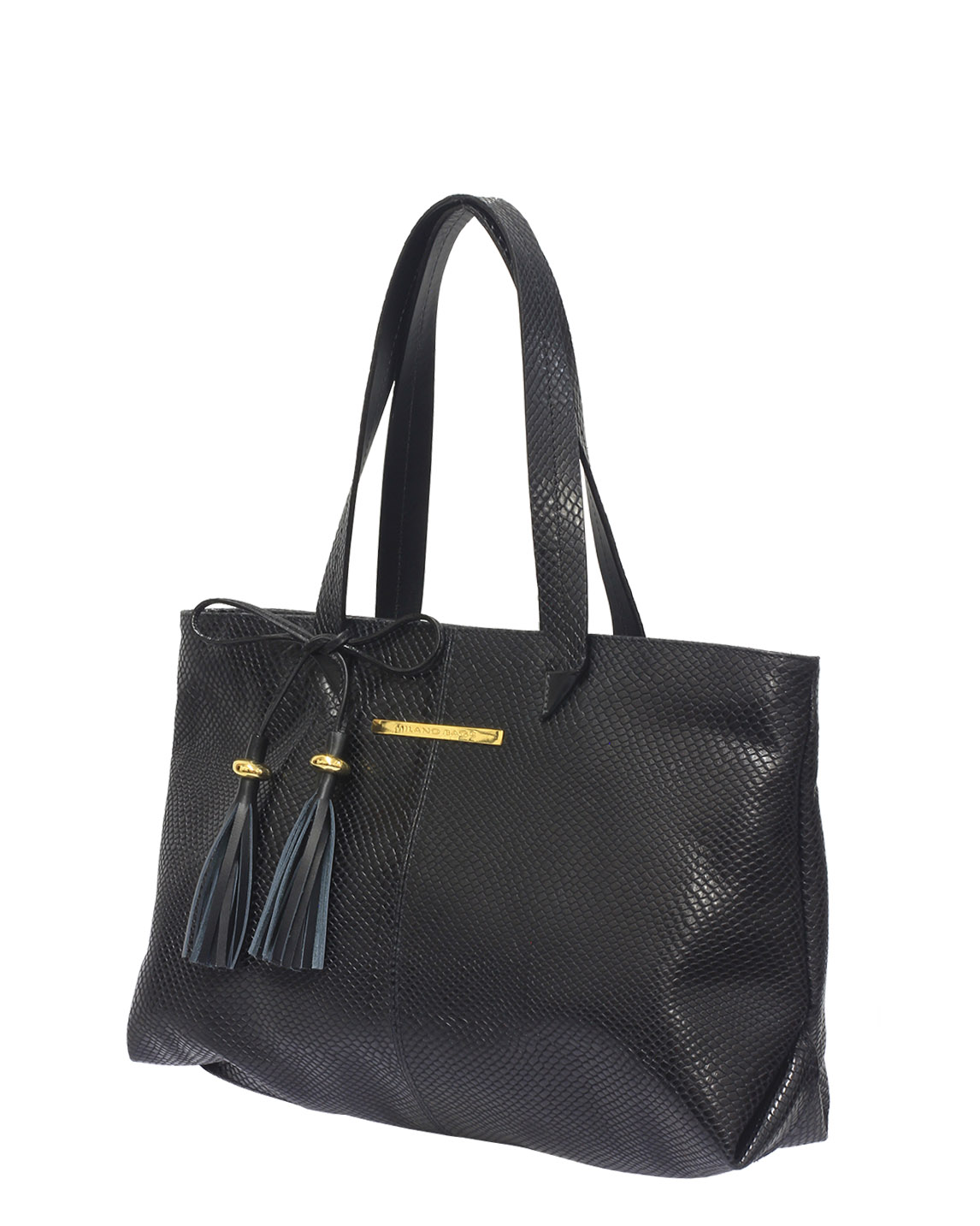 Cartera Satchel DS-2511 Color Negro