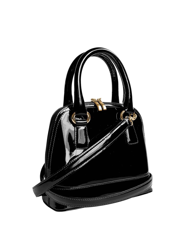 Cartera Satchel DS-2522 Color Negro