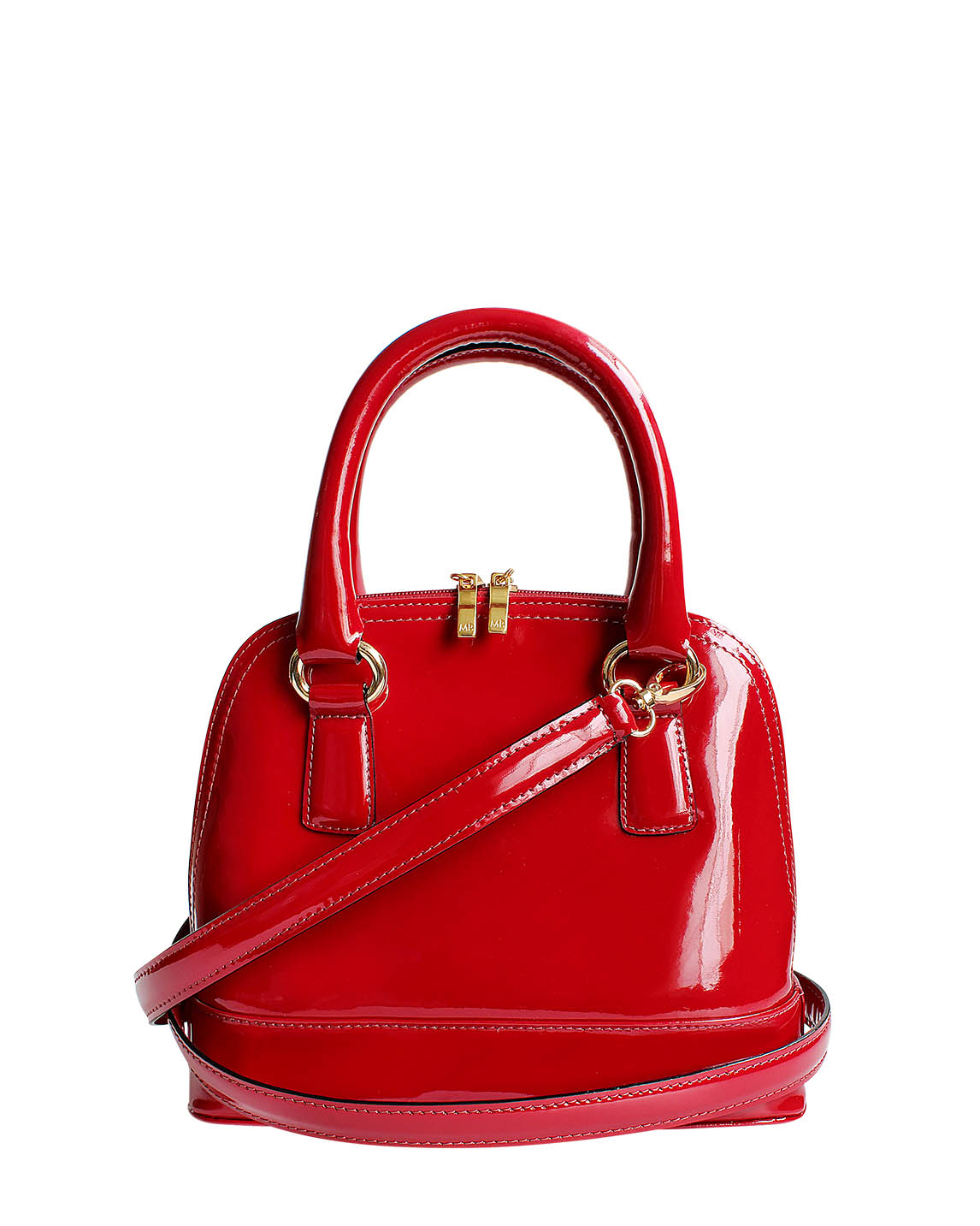 Cartera Satchel DS-2522 Color Rojo