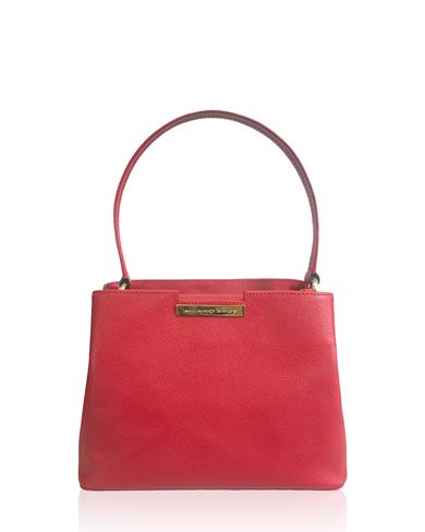Cartera Satchel DS-2600 Color Rojo