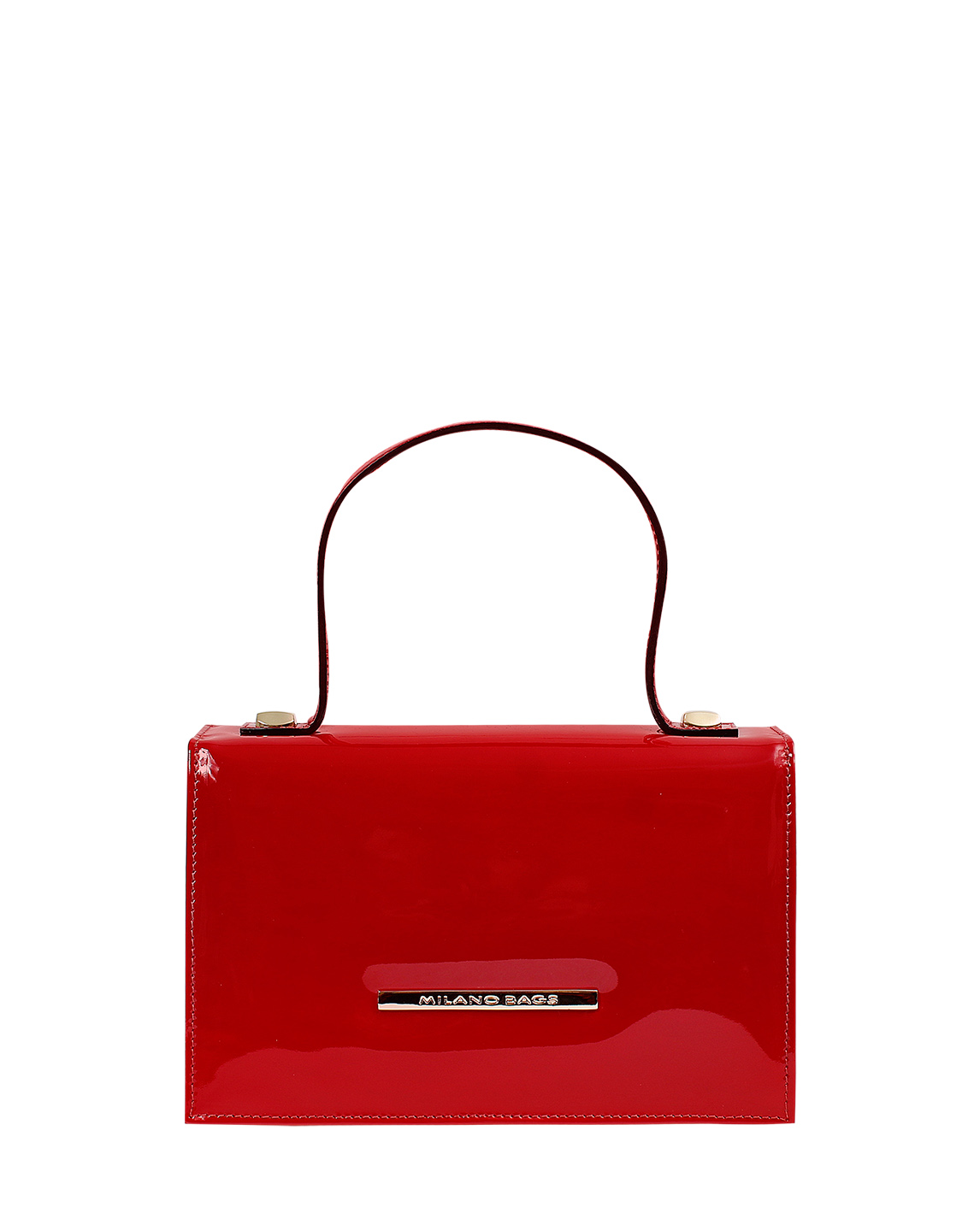 Cartera Satchel DS-2657 Color Rojo