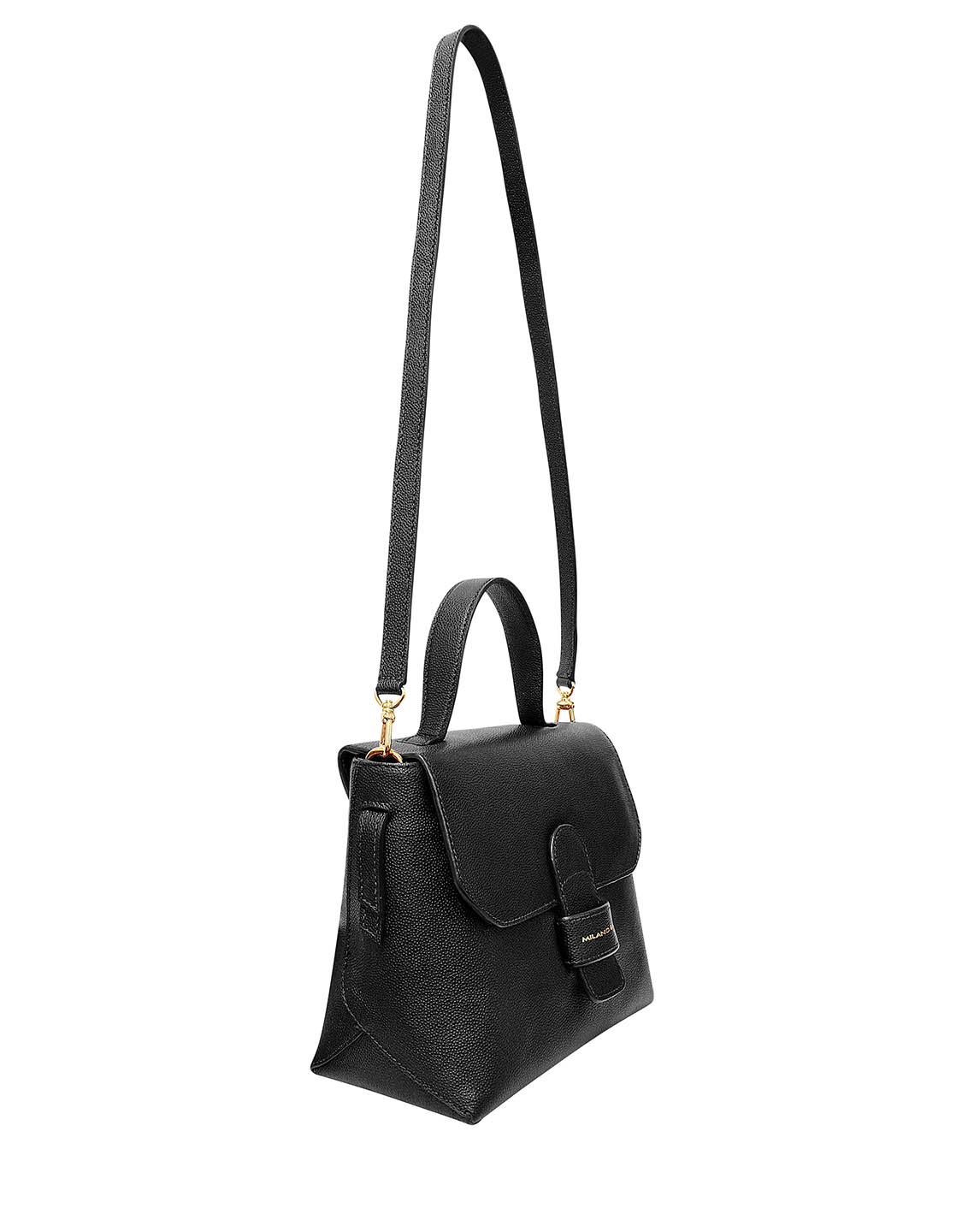 Cartera Satchel DS-2670 Color Negro