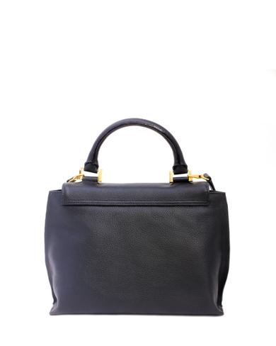 Cartera Satchel DS-2688 Color Negro