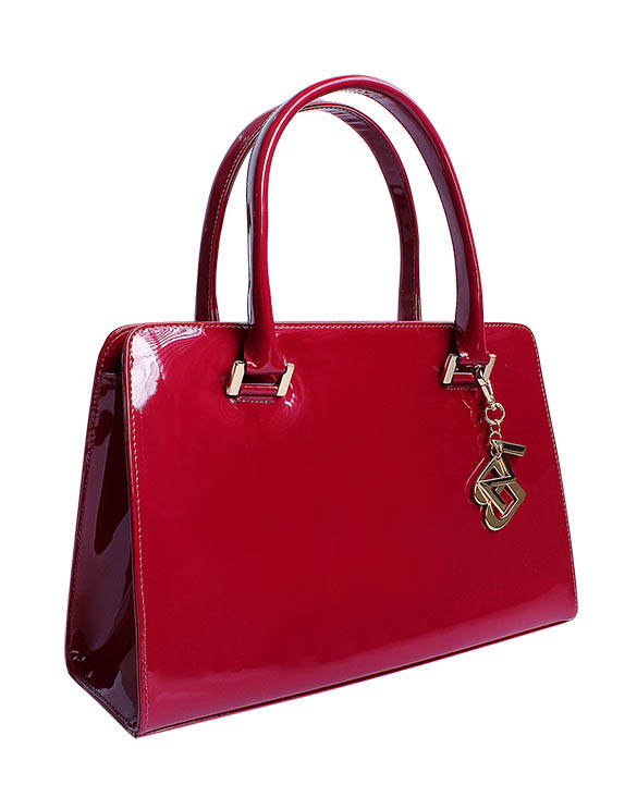 Cartera Satchel DS-2753 Color Fucsia