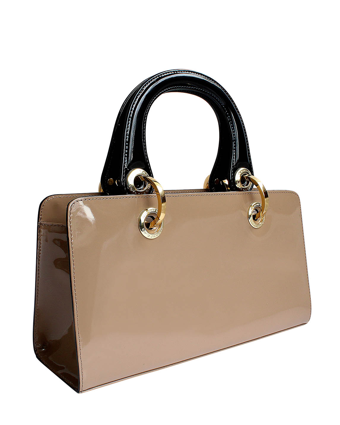 Cartera Satchel DS-2761 Color Beige