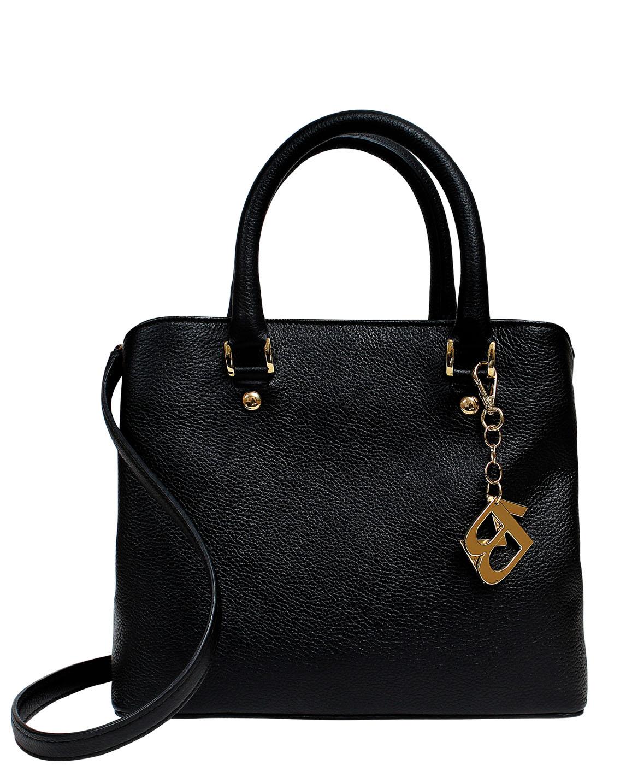 Cartera Satchel DS-2808 Color Negro