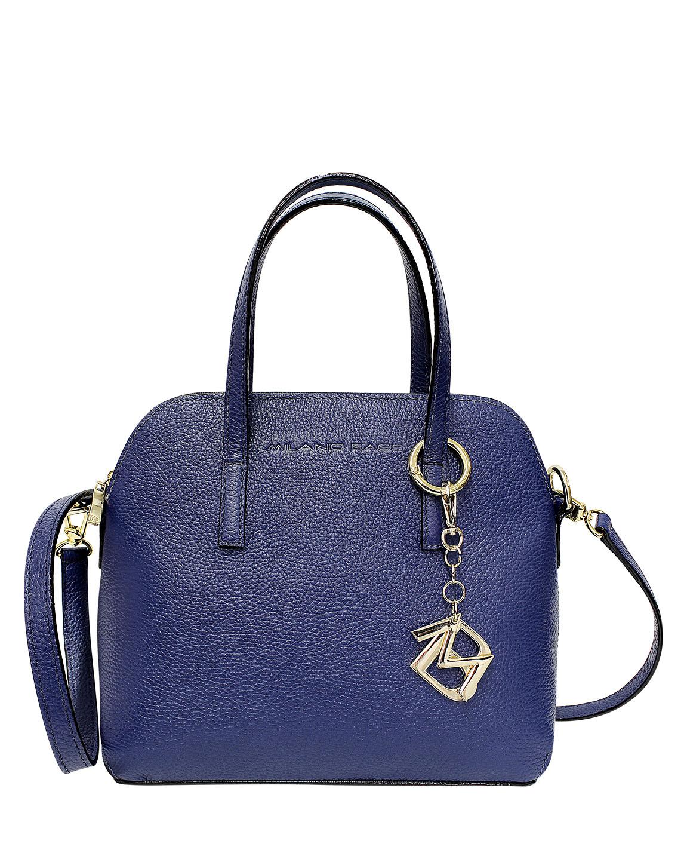 Cartera Satchel DS-2810 Color Azul